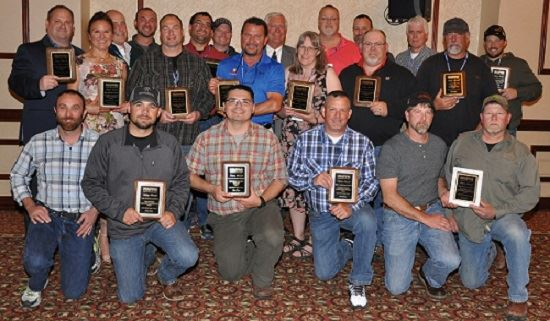2016 NWPPA Safety Awards